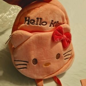 Birthday gift for Girl Pink Hello Kitty Backpack